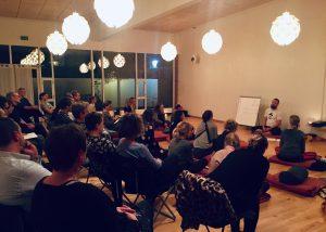 foredrag i Odense